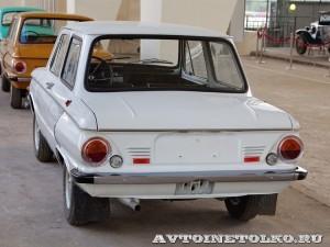 ЗАЗ 968А на выставке 90 лет советскому автопрому на ВДНХ - 5043