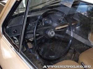 ЗАЗ 968М на выставке 90 лет советскому автопрому на ВДНХ - 5044
