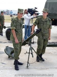 выставка Оборонэкспо форум ТВМ 2014 - 6104