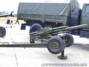 82-мм автоматический миномёт 2Б29 Василек на выставке Оборонэкспо форума ТВМ 2014 - 6105