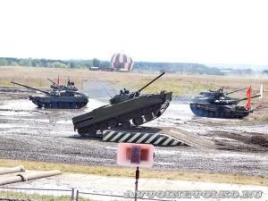 демонстрационный показ Непобедимые и Легендарные на форуме ТВМ 2014 - 6520