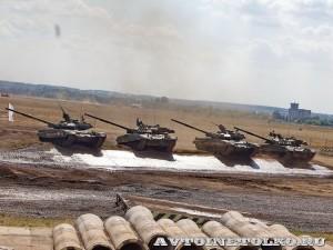 демонстрационный показ Непобедимые и Легендарные на форуме ТВМ 2014 - 6591