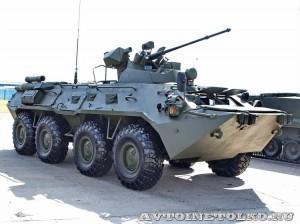 бронетранспортер БТР-82А на выставке Оборонэкспо форума ТВМ 2014 - 6773