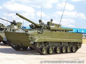 боевая машина пехоты БМП-3 на выставке Оборонэкспо форума ТВМ 2014 - 6842