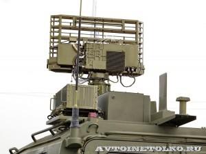 модуль управления ПВО на шасси бронемашины Тигр ОАО Концерн радиостроения Вега на выставке Оборонэкспо форума ТВМ 2014 - 7072