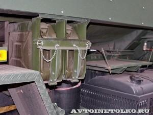 Автотопливозаправщик АТЗ-12-FMX400 ЗАО ЗСТ на выставке Оборонэкспо форума ТВМ 2014 - 7251