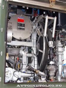 Автотопливозаправщик АТЗ-12-FMX400 ЗАО ЗСТ на выставке Оборонэкспо форума ТВМ 2014 - 7269