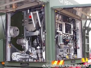 Автотопливозаправщик АТЗ-12-FMX400 ЗАО ЗСТ на выставке Оборонэкспо форума ТВМ 2014 - 7270