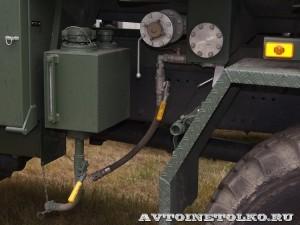 Автотопливозаправщик АТЗ-12-FMX400 ЗАО ЗСТ на выставке Оборонэкспо форума ТВМ 2014 - 7271