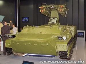 Ракетный комплекс Лучник-Э ОАО НПК КБМ на выставке Оборонэкспо форума ТВМ 2014 - 7442