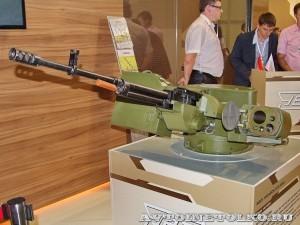 пулеметная установка 6С21 Уралвагонзавод на выставке Оборонэкспо форума ТВМ 2014 - 7477