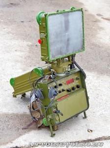 портативная радиолокационная станция СБР-3 Фара на выставке Оборонэкспо форума ТВМ 2014 - 7608