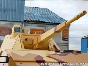 БМП Атом Уралвагонзавод на выставке Оборонэкспо форума ТВМ 2014 - 7734