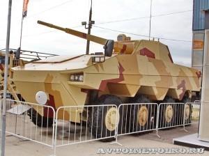 БМП Атом Уралвагонзавод на выставке Оборонэкспо форума ТВМ 2014 - 7741