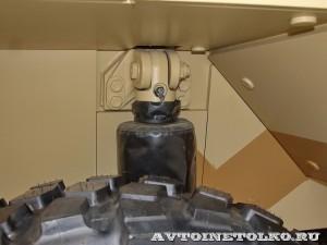 БМП Атом Уралвагонзавод на выставке Оборонэкспо форума ТВМ 2014 - 7743