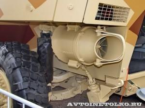 БМП Атом Уралвагонзавод на выставке Оборонэкспо форума ТВМ 2014 - 7746