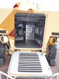 БМП Атом Уралвагонзавод на выставке Оборонэкспо форума ТВМ 2014 - 7748