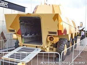 БМП Атом Уралвагонзавод на выставке Оборонэкспо форума ТВМ 2014 - 7755