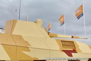 БМП Атом Уралвагонзавод на выставке Оборонэкспо форума ТВМ 2014 - 7761