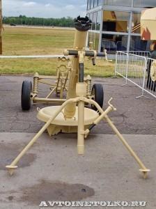 миномет 2С12 Уралвагонзавод на выставке Оборонэкспо форума ТВМ 2014 - 7765