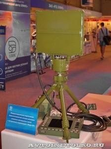 переносная радиолокационная станция Фара-ВР Алмаз-Антей на выставке Оборонэкспо форума ТВМ 2014 - 8305