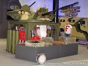 Боевой модуль Б05Я01 Тульского ОАО КБП на выставке Оборонэкспо форума ТВМ 2014 - 8480