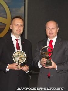 Конкурс Лучший коммерческий автомобиль года в России 2014 - 1460