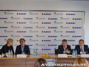 Открытие дилерского центра Suzuki ГК Автоспеццентр в Химках 2014 - 1524