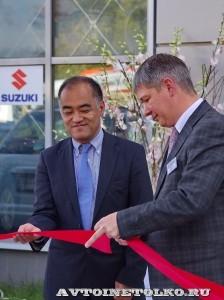 Открытие дилерского центра Suzuki ГК Автоспеццентр в Химках 2014 - 1535