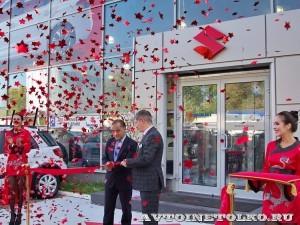Открытие дилерского центра Suzuki ГК Автоспеццентр в Химках 2014 - 1539