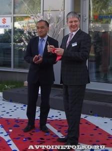 Открытие дилерского центра Suzuki ГК Автоспеццентр в Химках 2014 - 1545