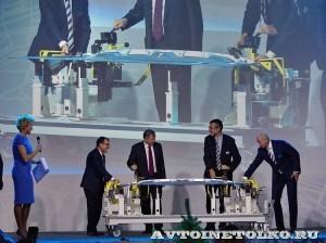 открытие завода кабин Volvo Group в Калуге_6398