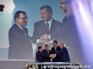 открытие завода кабин Volvo Group в Калуге_6401
