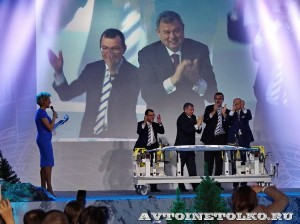 открытие завода кабин Volvo Group в Калуге_6403