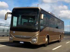показ автобусов IVECO Bus и FeniksBus в Калининграде_2