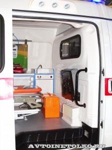 автомобиль скорой помощи класс А на базе Citroen Jumpy Промышленные Технологии на выставке Здравоохранение 2014 img_6813
