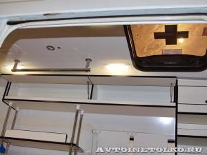 автомобиль скорой помощи класс В на базе УАЗ-39623 ООО Автодом на выставке Здравоохранение 2014 img_6829