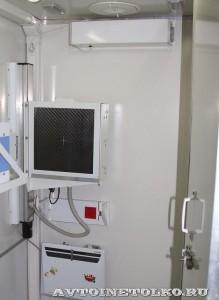 мобильный рентгенологический комплекс на базе Citroen Jumper ЗАО Радиан на выставке Здравоохранение 2014 img_6899