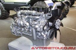 Двигатель ЯМЗ-53613 на выставке COMTRANS 2017