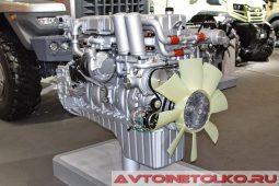 Двигатель ЯМЗ-670 на выставке COMTRANS 2017