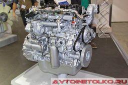 Двигатель ЯМЗ-53414 на выставке COMTRANS 2017