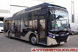 Volgabus-5270CH Ситиритм-10 на выставке COMTRANS 2017