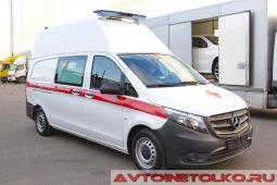 Mercedes-Benz Vito 109 CDi Ambulance на выставке COMTRANS 2017