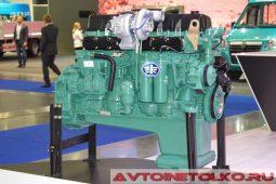 Двигатель FAW на выставке COMTRANS 2017