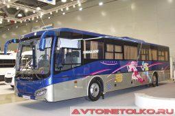 Volgabus-5285.02 Марафон на выставке COMTRANS 2017