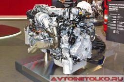 Двигатель MAN D2876LF на выставке COMTRANS 2017