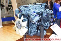 Двигатель Hyundai F на выставке COMTRANS 2017