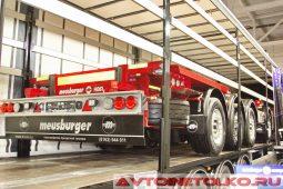 Meusburger Новтрак SW-454 на выставке COMTRANS 2017