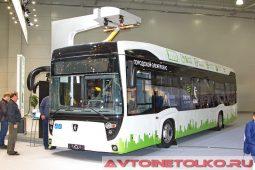 КАМАЗ-6282 на выставке COMTRANS 2017