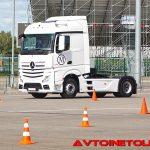 Новое поколение Mercedes-Benz Actros и Arocs